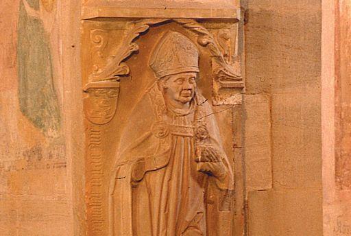 Tomb of Abbot Sebastian Sitterich, Lorch Monastery. Image: Ulrich Rund