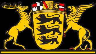 Das Wappen der Staufer; Foto: Wikimedia Commons, The White Lion