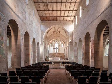 Kloster Lorch, Kirche