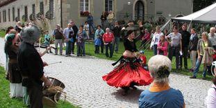 Kloster Lorch, Sommerfest im Stauferland 2012