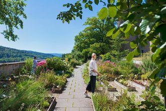 Kloster Lorch, Gäste im Klostergarten