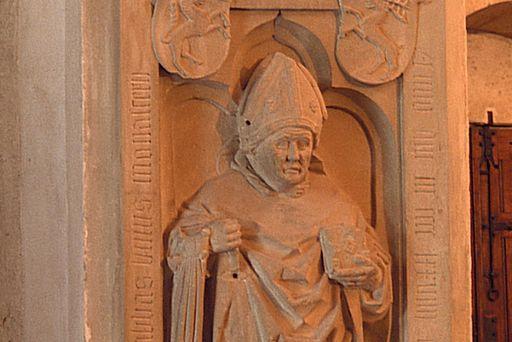 Grabmal des Abtes Nikolaus Schenk von Arberg, Kloster Lorch; Foto: Ulrich RundGrabmal des Abtes Nikolaus Schenk von Arberg, Kloster Lorch; Foto: Ulrich Rund